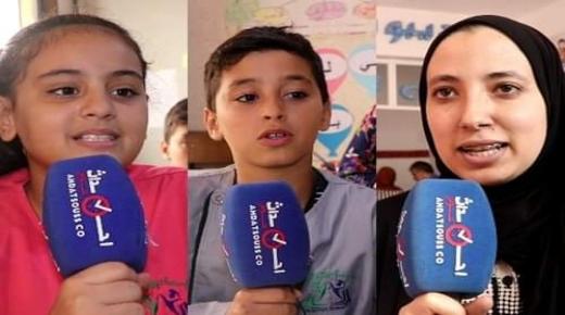 بالفيديو أجواء إحتفالية داخل مؤسسة ديبونو الخاصة بمناسبة الدخول المدرسي