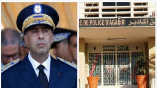"""المراقب العام مصطفى"""" إمرابضن """" واليا على ولاية أمن أكادير"""