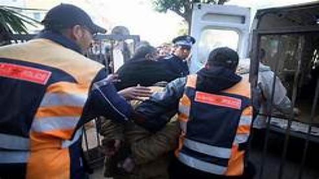 رجل اعمال معروف من أكادير ، أعتقل بمراكش واقتيد لسجن أيت ملول