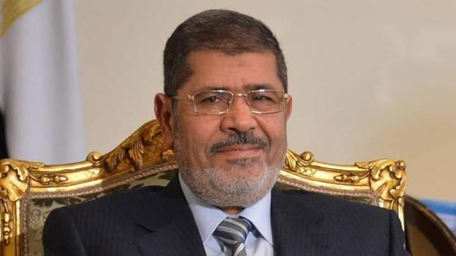وفاة محمد مرسي العياط، خلال حضوره جلسة محاكمته في قضية التخابر.