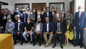 انتخاب المكتب التنفيذي للجمعية المغربية للإعلام والناشرين