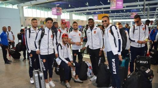 شرطة مطار القاهرة توقف لاعب من الحسنية فور وصول الفريق لمصر