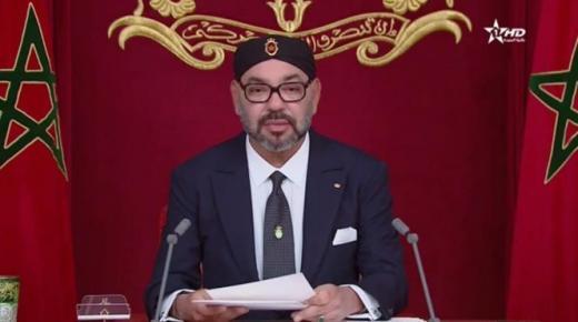 النص الكامل للخطاب الملكي السامي بمناسبة الذكرى السادسة والستين لثورة الملك و الشعب