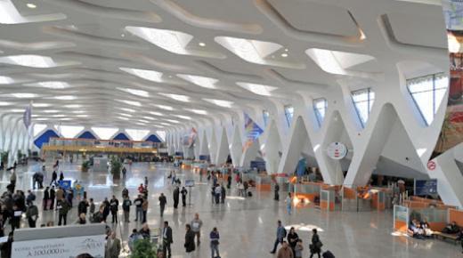 استنفار بمطار مراكش الدولي بعد وصول صينيين يشتبه اصابتهما بفيروس كورونا