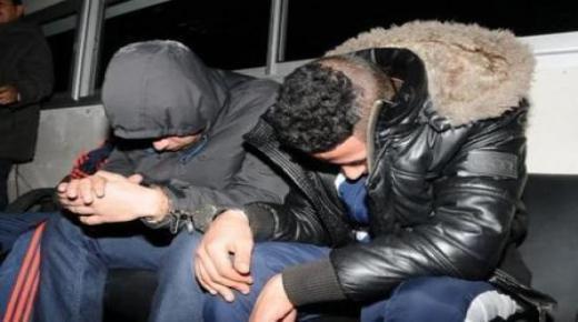 ردعا للجريمة ، العدالة بأكادير تدين 4مجرمين ب40 سنة سجنا نافذا