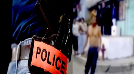 الدار البيضاء : مفتش شرطة يضطر لاستعمال سلاحه الوظيفي ويقتل مجرمين