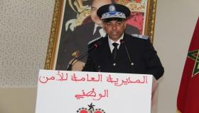بالفيديو ،  رئيس المنطقة الأمنية لإنزكان يستعرض الحصيلة الامنية