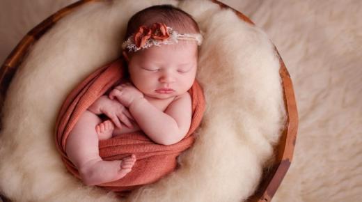 تهنئة إزدياد مولودة
