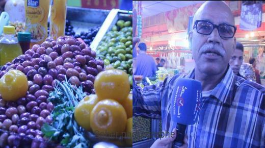 """فيديو : في """" رمضان """" جولة ميدانية في أسواق بيوكرى"""