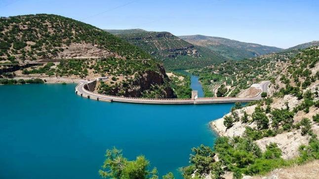 المغرب..نسبة ملء السدود بلغت 51,3 في المائة