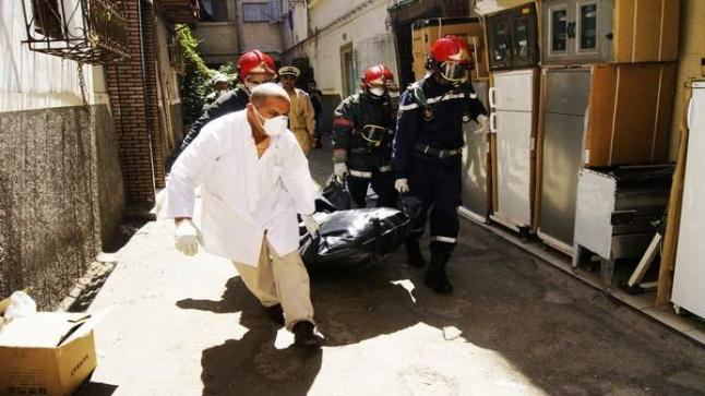 استنفار أمني بعد العثور على جثتين داخل شقة بأكادير