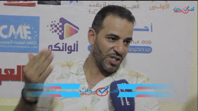 """هذا ما قاله الفنان """" ابراهيم أسلي """" حول قضية اعتقاله"""