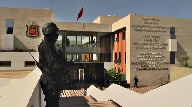 تفكيك خلية إرهابية موالية لتنظيم (داعش) تضم ثلاثة أشخاص متشبعين بالفكر المتطرف ينشطون بمدينة الرشيدية (المكتب المركزي للأبحاث القضائية)