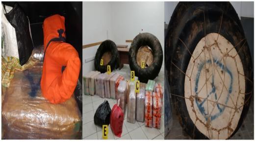 أكادير.. توقيف 12 شخصا للاشتباه في ارتباطهم بشبكة إجرامية تنشط في التهريب الدولي للمخدرات (بلاغ DGSN)