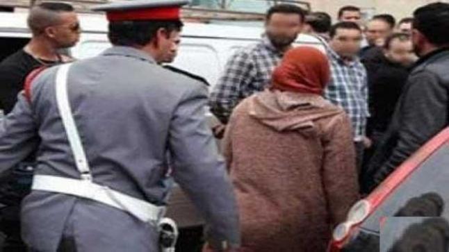 إعتقال أم تخلت عن رضيعها في سيدي بيبي