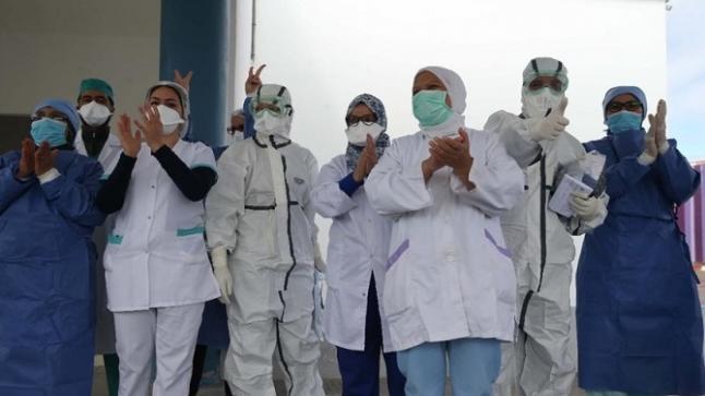 تسجيل 67 حالة شفاء جديدة بالمغرب ترفع العدد الإجمالي إلى 4347 حالة