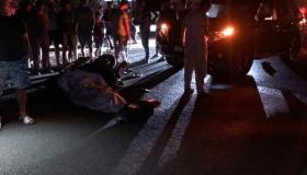 أورير : مصرع سائق دراجة نارية في حادث اصطدام بسيارة الجماعة