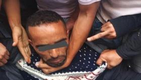 """مواطنون يقبضون على """" سارق """"  في آيت ملول"""