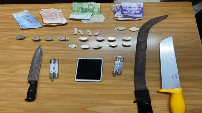 اعتقال مروج للمخدرات الصلبة بطنجة