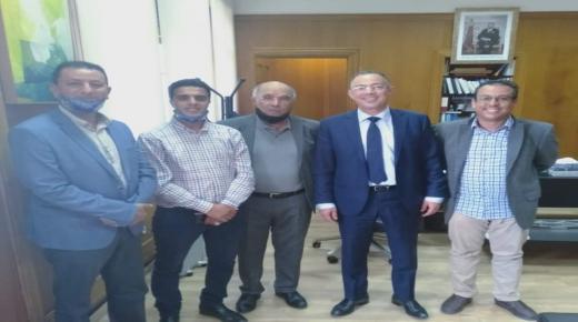 هذا ما خرج به اجتماع رئيس عصبة سوس ماسة لكرة القدم بفوزي القجع