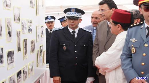تعيين العميد المركزي سعيد ريبوع على رأس مفوضية الشرطة لأولاد تايمة