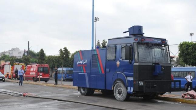بالفيديو: فرقة أمنية خاصة بأكادير تحاصر سيارة محملة بالمخدرات وتعتقل أفرادها