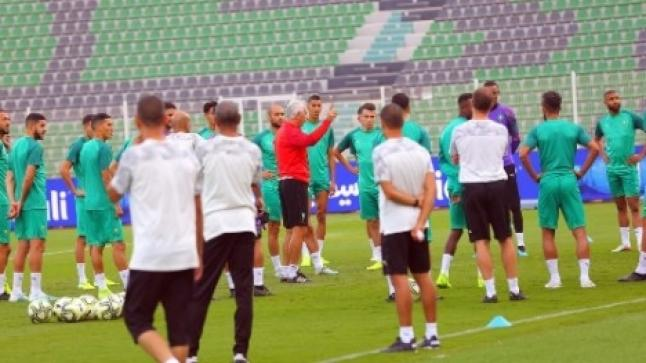 المنتخب الوطني المغربي يفوز على نظيره الغاني بهدف لصفر
