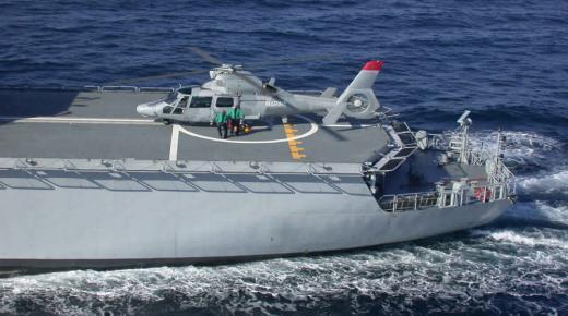 مقتل شخص وإصابة آخرين في عملية مشتركة للبحرية والدرك البحري بسواحل طنجة