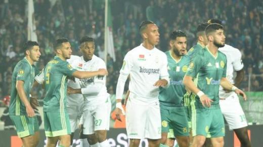الرجاء البيضاوي يتأهل إلى نصف النهاية كأس محمد السادس للأندية العربية الأبطال