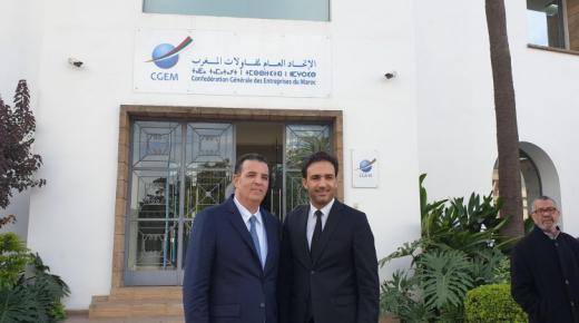 سعيد لعلج ومهدي التازي منافسين لرئاسة الاتحاد العام لمقاولات المغرب خلفا لمزوار