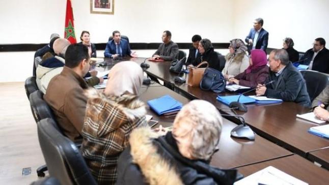 أمزازي يعطي الانطلاقة الرسمية للورشة الوطنية لتكوين المربيات والمربيين