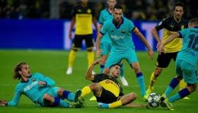 دوري أبطال أوربا: برشلونة يهدي بطاقة العبور الثانية لبروسيا دورتمند